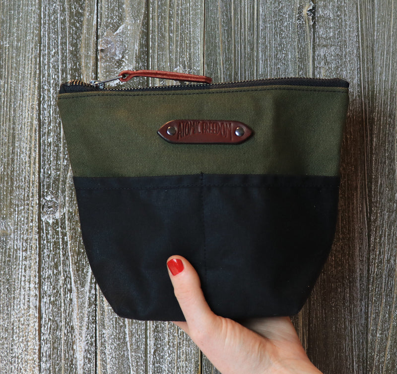 Zipper Pocket Pouch