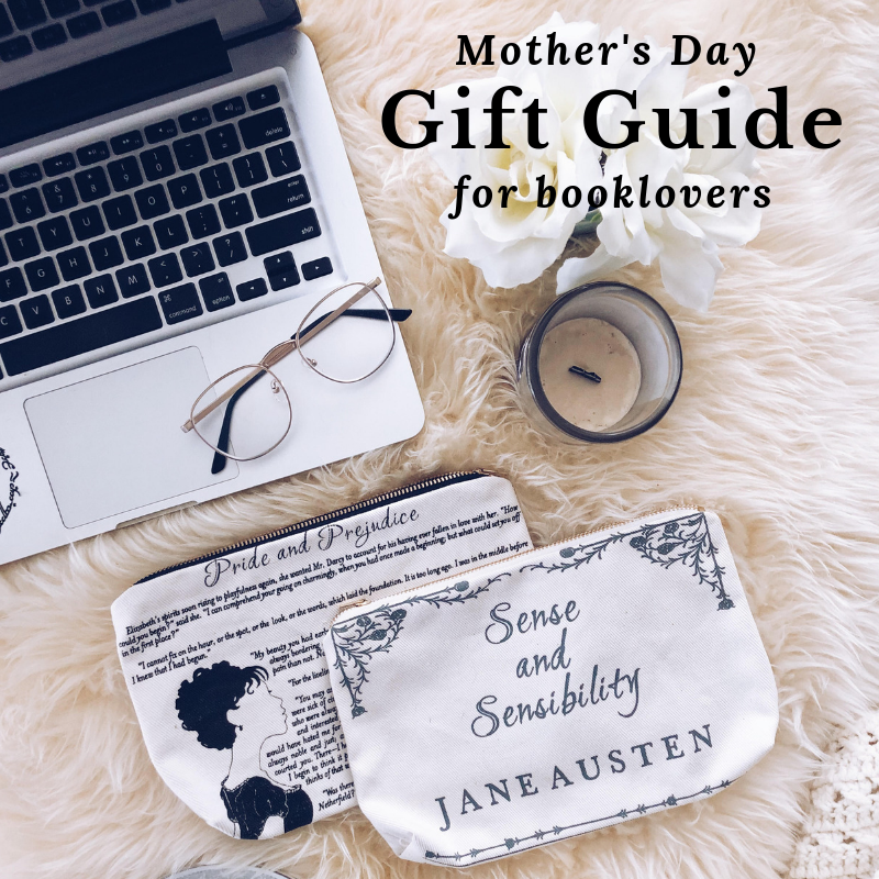Mother's Day Gift Guide for Booklovers