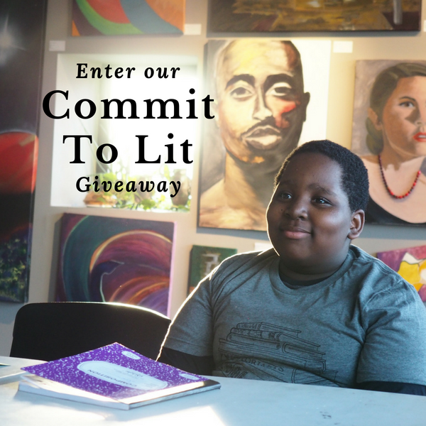 Enter our Commit to Lit Giveaway!