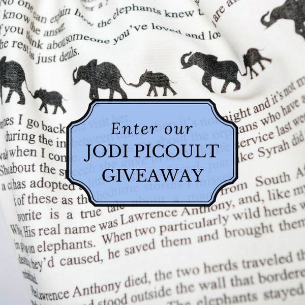 Enter our Jodi Picoult Giveaway!