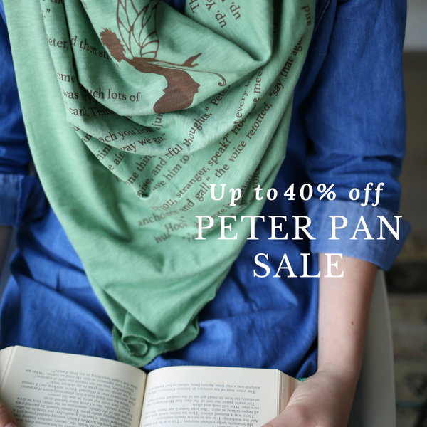 Peter Pan Sale: Save up to 40% off! ✨