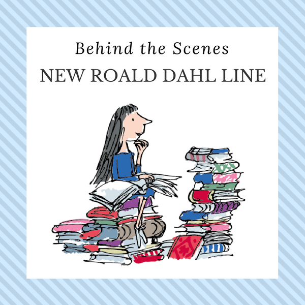 Behind the Scenes: Roald Dahl Collection