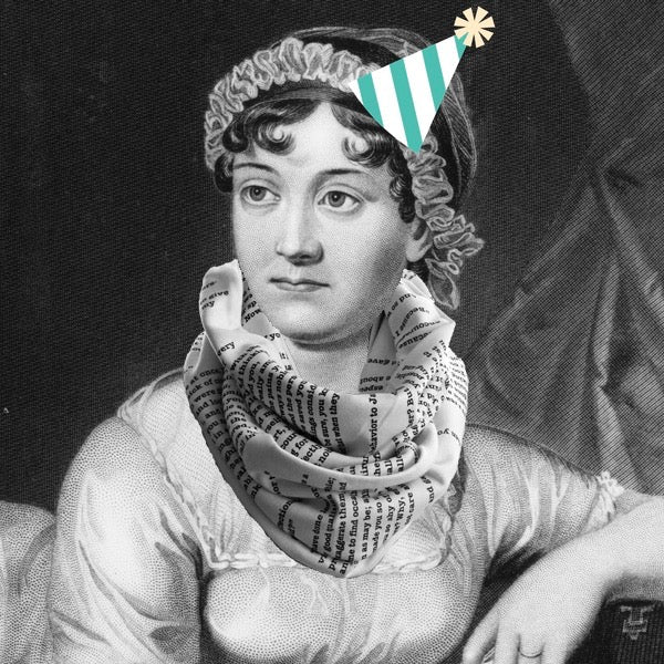 Enter our Jane Austen Contest! 📖