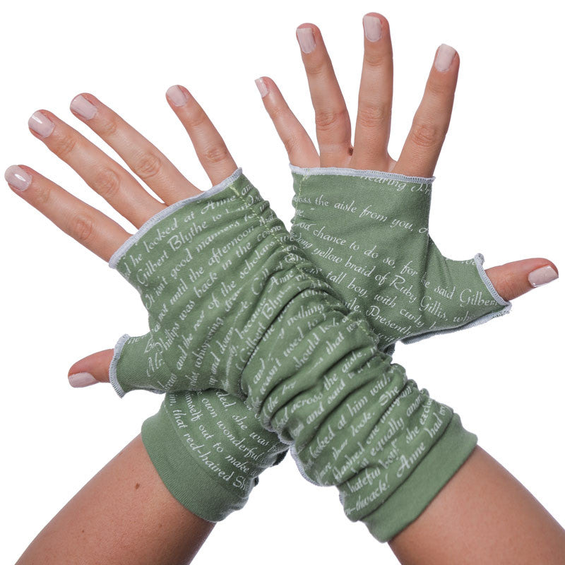 Anne of Green Gables Writing Gloves - Storiarts - 3