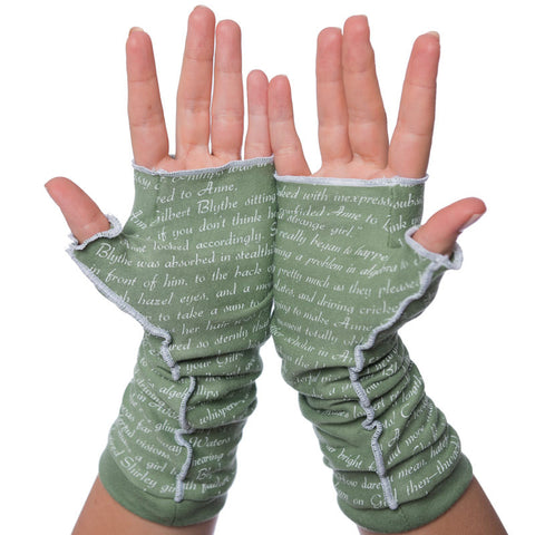 Anne of Green Gables Writing Gloves - Storiarts - 1
