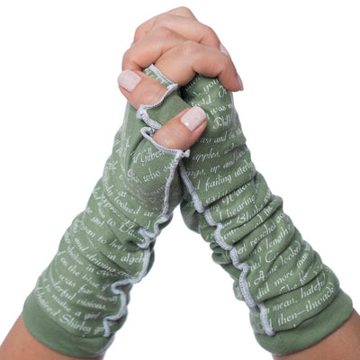 Anne of Green Gables Writing Gloves - Storiarts - 2