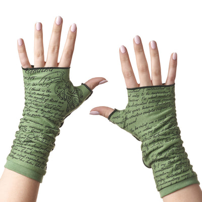 The Call of Cthulhu Writing Gloves
