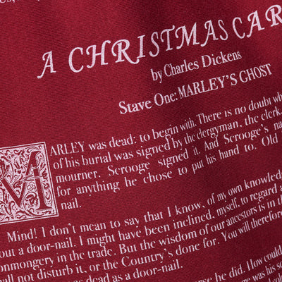 A Christmas Carol Book Scarf (LIMITED EDITION)