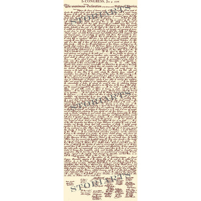 Declaration of Independence Scarf