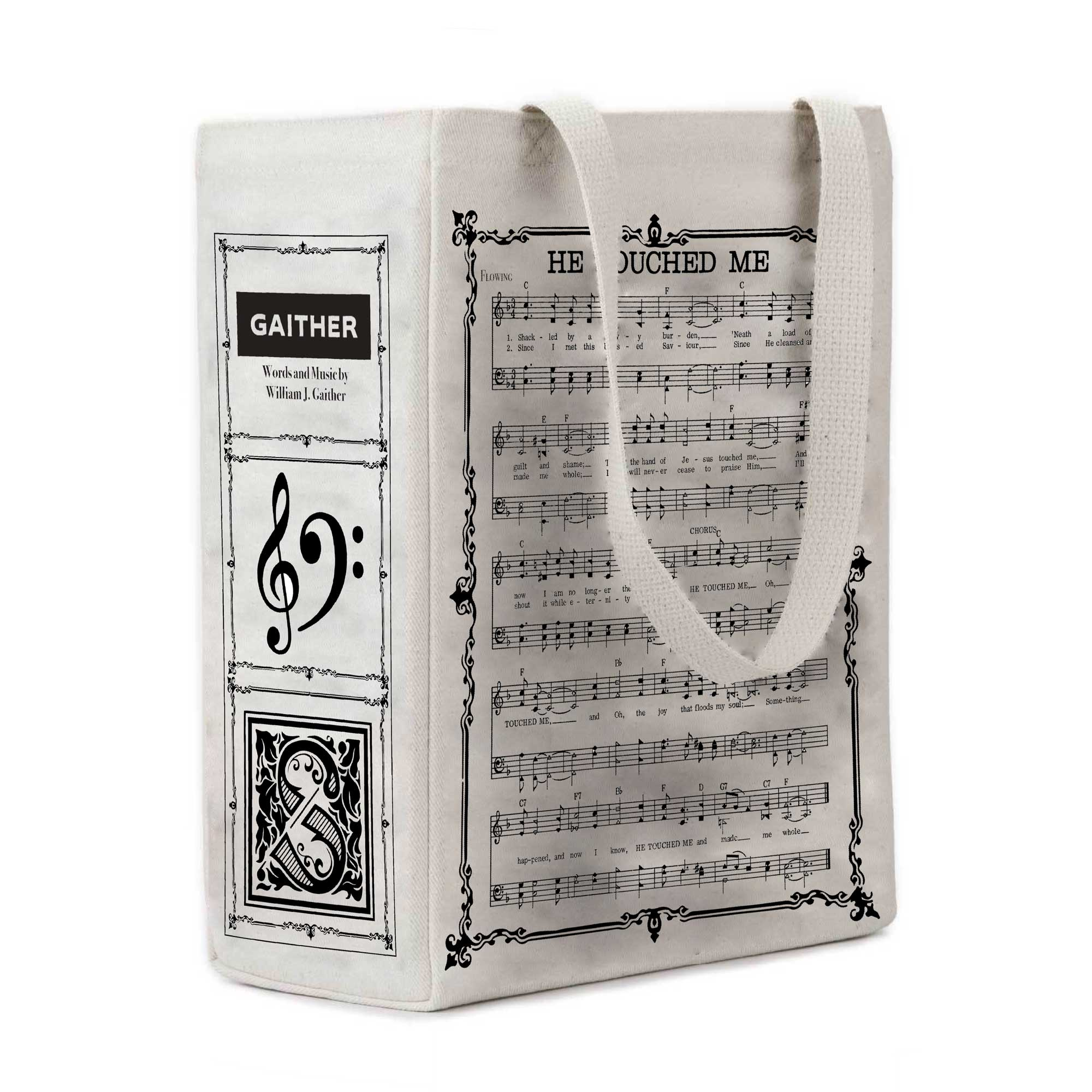 Gaither Music Tote