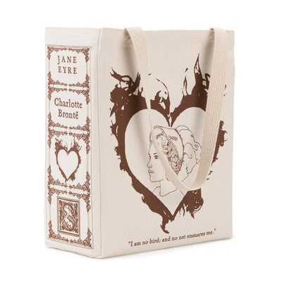 Jane Eyre Book Tote
