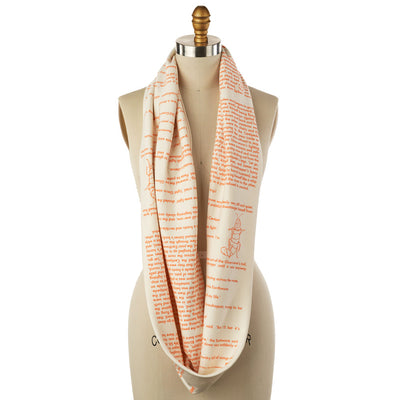 James and the Giant Peach Book Scarf