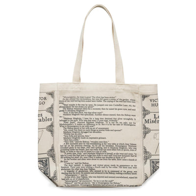 Les Miserables Book Tote