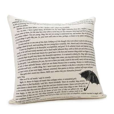 Little Women Pillow Cover