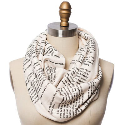 The Name of the Wind Book Scarf - Storiarts - 1