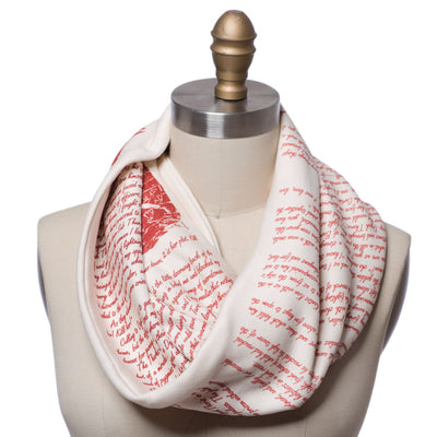 A Princess of Mars Book Scarf