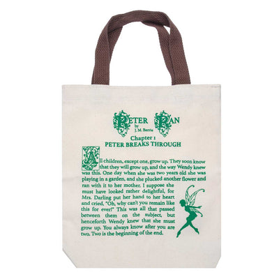 Peter Pan Storybook Kids Tote