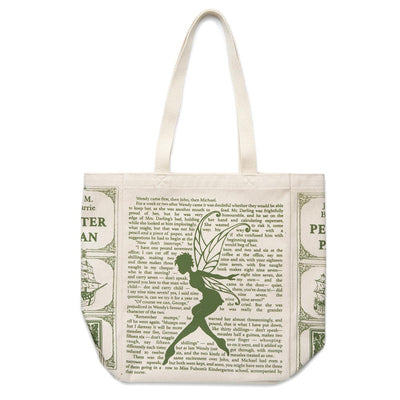 Peter Pan Book Tote