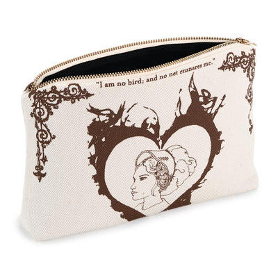 Jane Eyre Book Pouch