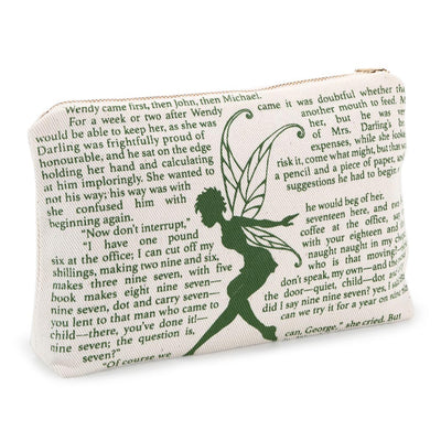 Peter Pan Book Pouch