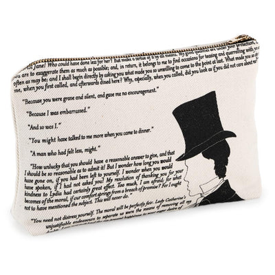 Pride and Prejudice Book Pouch