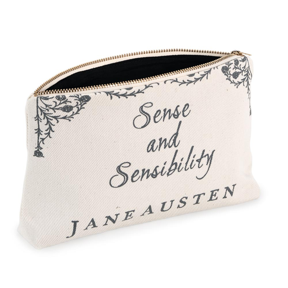 Sense and Sensibility Book Pouch