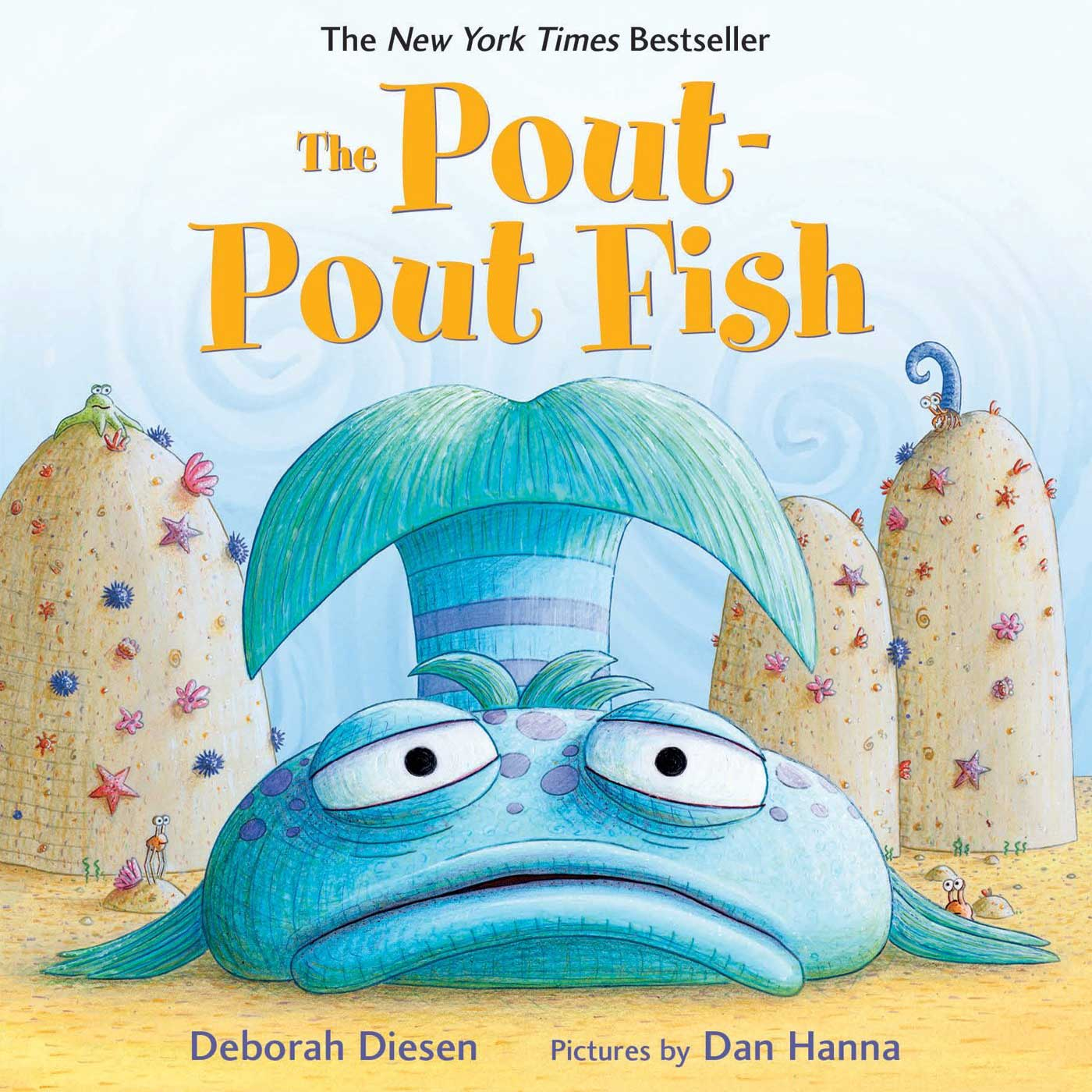 The Pout-Pout Fish Board Book
