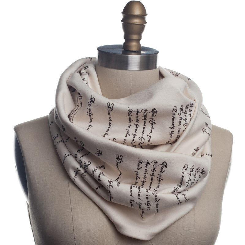 Romeo & Juliet Book Scarf - Storiarts - 1