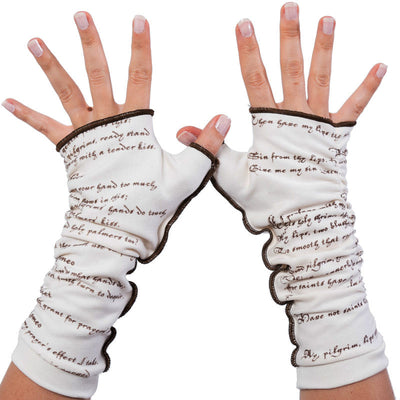 Romeo & Juliet Writing Gloves - Storiarts - 1