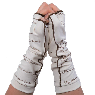 Romeo & Juliet Writing Gloves - Storiarts - 2