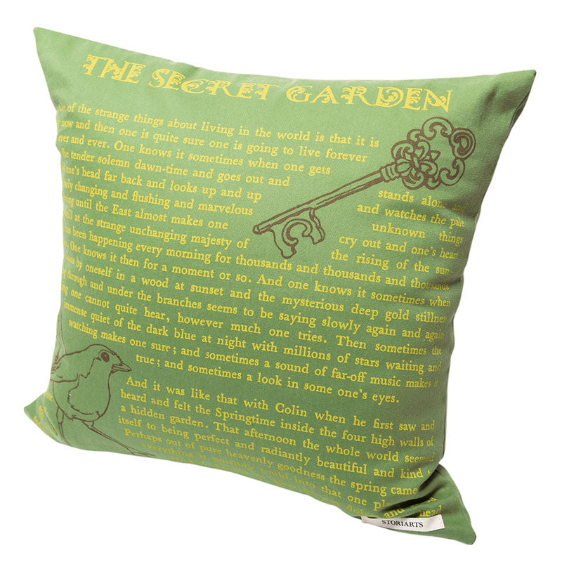 The Secret Garden Pillow Cover