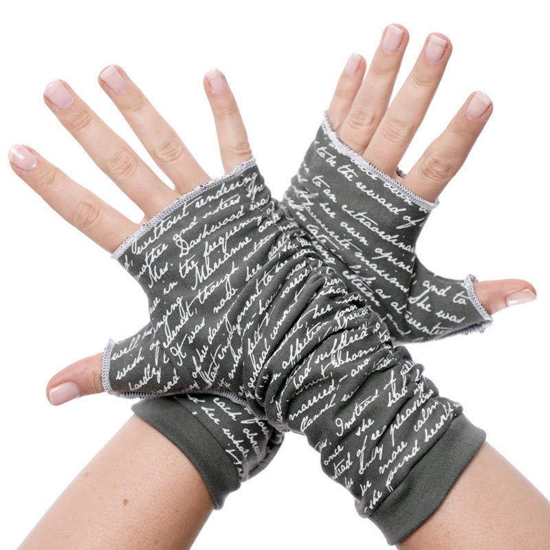 Sense and Sensibility Writing Gloves - Storiarts - 1