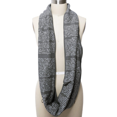 Sense and Sensibility Book Scarf