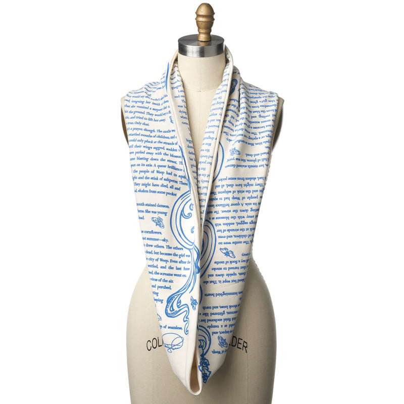 Strange the Dreamer Book Scarf