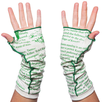 Tarzan Writing Gloves