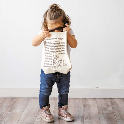 The Velveteen Rabbit Storybook Kids Tote