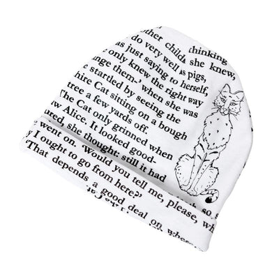 Alice in Wonderland Storybook Baby Hat