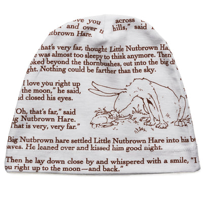 Guess How Much I Love You Storybook Baby Hat