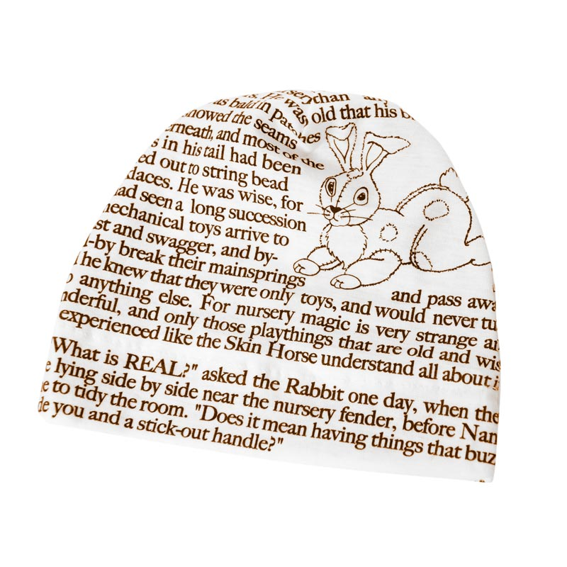 The Velveteen Rabbit Storybook Baby Hat