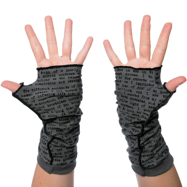Frankenstein Writing Gloves - Storiarts - 1