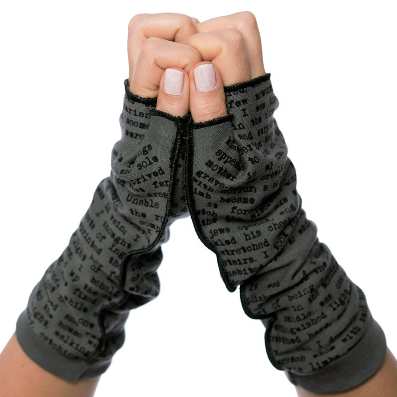 Frankenstein Writing Gloves - Storiarts - 2