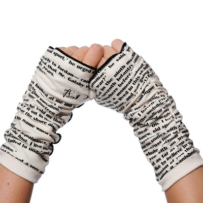 The Great Gatsby Writing Gloves - Storiarts - 1
