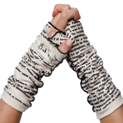 The Great Gatsby Writing Gloves - Storiarts - 3