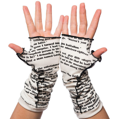 The Great Gatsby Writing Gloves - Storiarts - 2