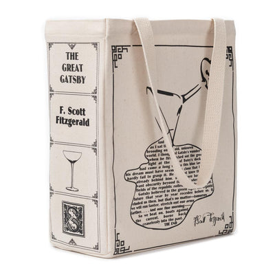 The Great Gatsby Book Tote