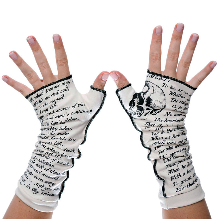 Hamlet Writing Gloves - Storiarts - 1