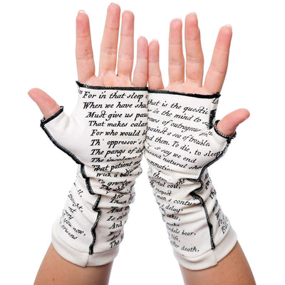 Hamlet Writing Gloves - Storiarts - 2