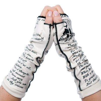Hamlet Writing Gloves - Storiarts - 3