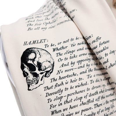 Hamlet Book Scarf - Storiarts - 3