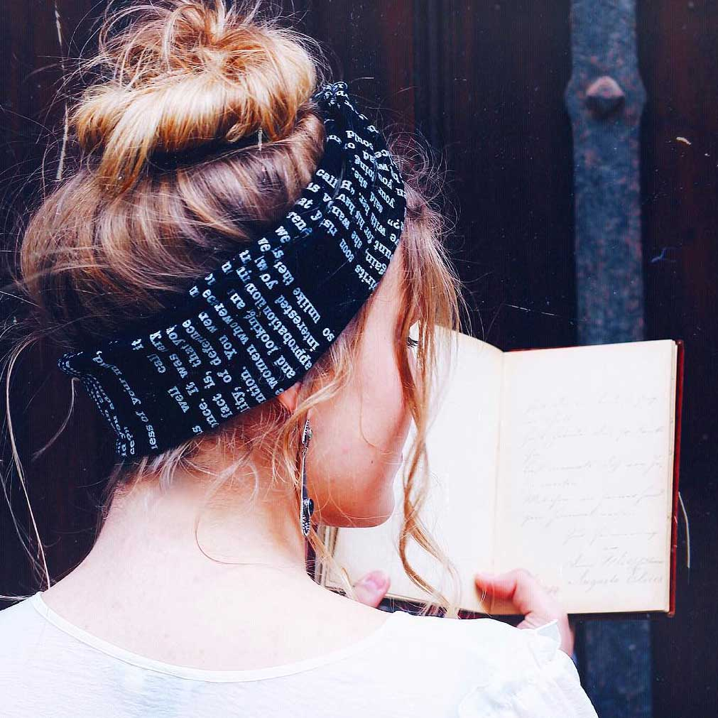 Book Band Headband